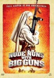 nude nuns with big guns - DVD