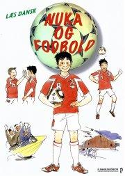 nuka og fodbold - bog