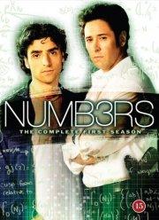 numbers - sæson 1 - DVD
