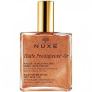 nuxe - huile prodigieuse golden shimmer face and body oil 100 ml. - Hudpleje