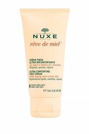 nuxe - rêve de miel ultra-comfortable foot cream 75 ml. - Hudpleje