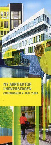 ny arkitektur i hovedstaden - bog