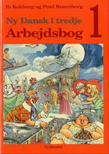 ny dansk i tredje - bog
