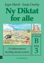 ny diktat for alle 4. klasse - bog