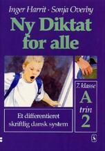ny diktat for alle 7. klasse - bog