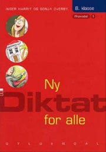 ny diktat for alle 8. klasse - bog