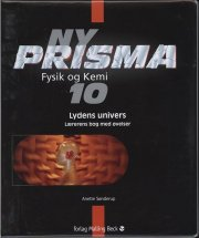 ny prisma 10, lydens univers, lærervejledning - bog