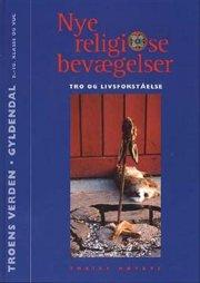 nye religiøse bevægelser - bog