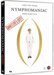 nymphomaniac - directors cut - DVD