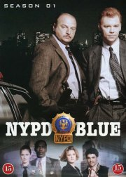 nypd blue - sæson 1 - DVD