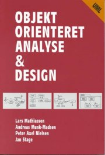 objekt orienteret analyse & design - bog