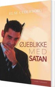 øjeblikke med satan - bog
