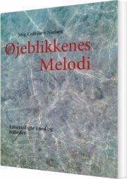 øjeblikkenes melodi - bog