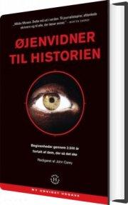 øjenvidner til historien - bog