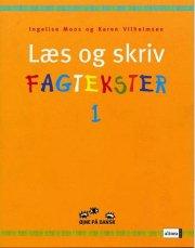 øjne på dansk, læs og skriv fagtekster 1 - bog