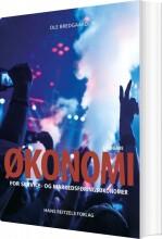 økonomi for service- og markedsføringsøkonomer - bog