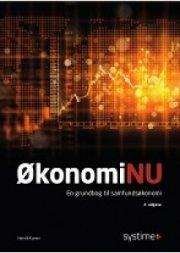 økonominu - en grundbog til samfundsøkonomi - bog