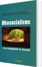 økosocialisme - bog