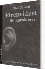ørenvidnet - bog