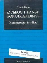 øvebog i dansk for udlændinge/facitliste - bog
