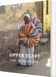 øvre ægypten - livet langs nilen - bog