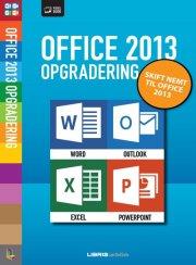 office 2013 opgradering - bog