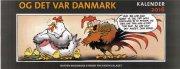 morten ingemann - og det var danmark kalender 2016 - Kalendere