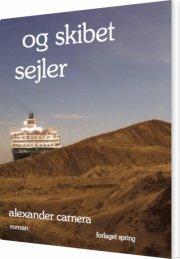 og skibet sejler - bog