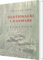 oldtidsagre i danmark - bog