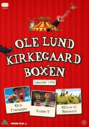 ole lund kirkegaard boksen - DVD
