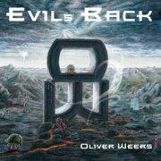 oliver weers - evils back - cd