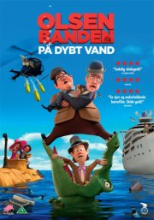 olsen banden på dybt vand - DVD