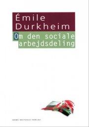 om den sociale arbejdsdeling - bog