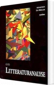 om litteraturanalyse - bog