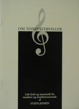 om toneintervaller - bog