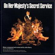 john barry - on her majesty's secret service - Vinyl / LP