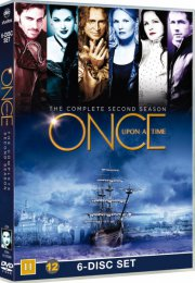 once upon a time - sæson 2 - DVD