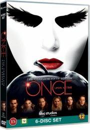 once upon a time - sæson 5 - DVD