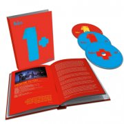 the beatles - one - cd + 2 dvd deluxe limited edition - cd