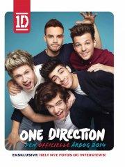 one direction: årsbog 2014 - bog