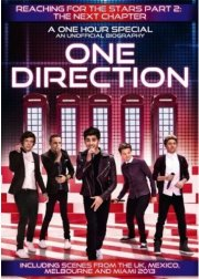 one direction - reaching for the stars part 2 - DVD