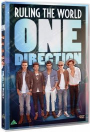 one direction: ruling the world - DVD