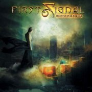 first signal - one step over the line - cd