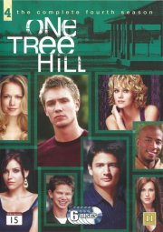 one tree hill - sæson 4 - DVD