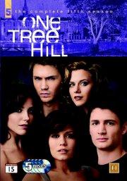 one tree hill - sæson 5 - DVD