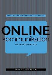 online kommunikation - en introduktion - bog