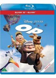 op - 3d - disney - Blu-Ray