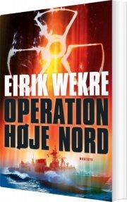 operation høje nord - bog