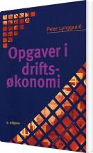 opgaver i driftsøkonomi - bog