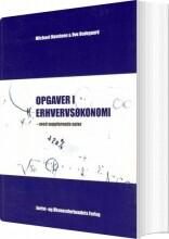 opgaver i erhvervsøkonomi - bog